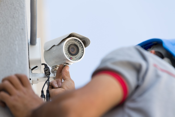 Security Camera Installer