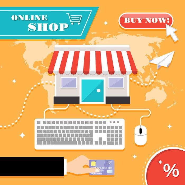 Online Store - Local Website Design