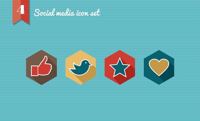 Social Media Integration - Local Website Design