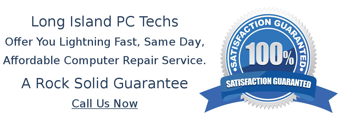 Computer Repair Service on Long Island | Desktops and Laptops | Rock Solid Guarantee | Homes and Businesses