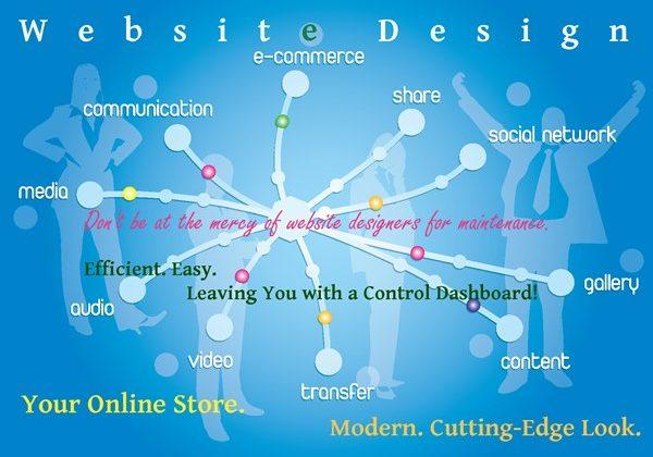 Website Design on Long Island