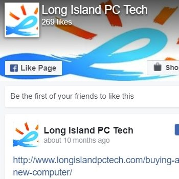 Computer Repair Services Long Island - On Facebook