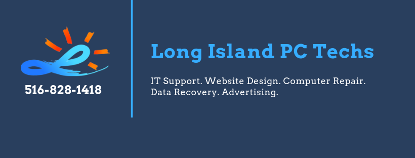Computer Repair and IT Support Services on Long Island; Website Design Services on Long Island.