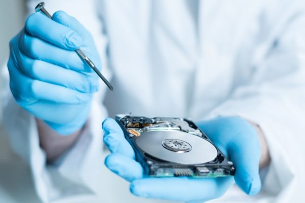 data recovery services iso 5 certified lab dust free studio rooms